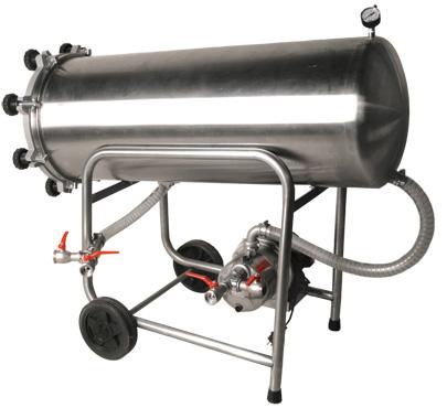 Kremelina + sáčkový filter + pumpa 800 l/hodina