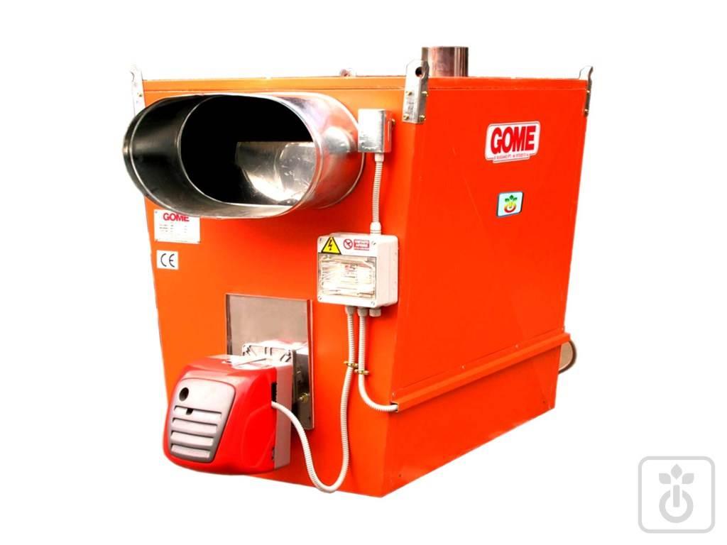 Tepelné generátory na biomasu a klasické tepelné generátory