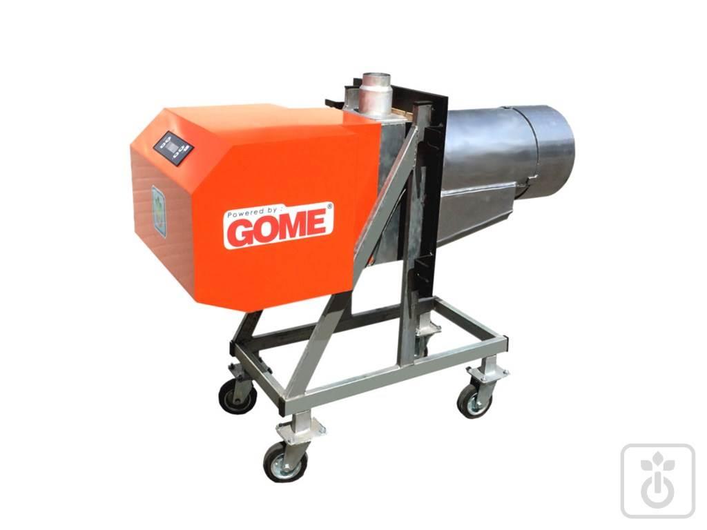 Kotle, generátory, sušičky a kompletné linky s využitím biomasy