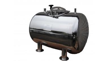 Mobilné nádrže na mlieko 300 - 1200 L