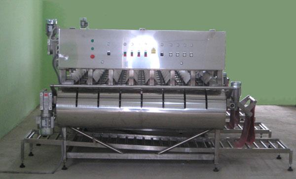 Triediaci stroj na ovocie