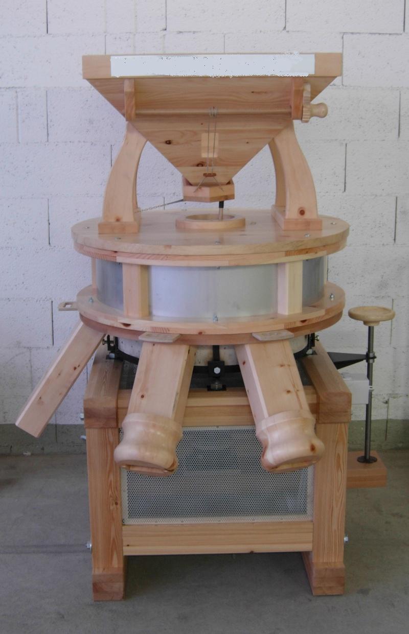 Komerčný mlyn na múku 70