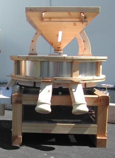 Komerčný mlyn na múku 100, 120, 150