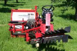 Stroje a zariadenia na zber ovocia