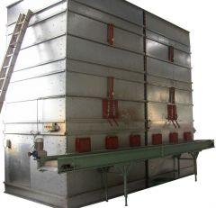 Zariadenia na skladovanie a sušenie orechov